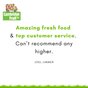 Amazing Fresh Food Review